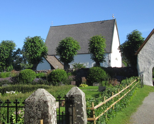 Täby Church
